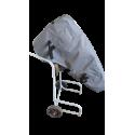 Bolsa para Motor em Nylon600 Cinza