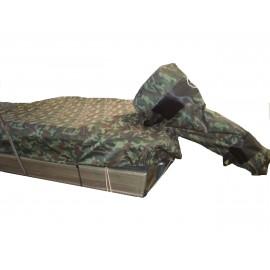 Capa para Barcos Nylon 600 Camuflada de 3 à 6 metros