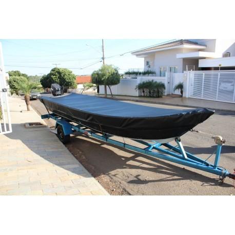 """Capa para Barcos """"Lona Marítima"""" de 3 à 6 metros"""